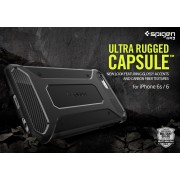 "Original Spigen SGP Rugged Armor Capsule Case for Apple iPhone 6S/6 (4.7"")"