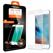 Original Spigen SGP Full Cover Glas Premium Tempered Glass Screen Protector for Apple iPhone 6S / 6S Plus