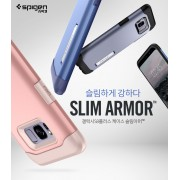 Original Spigen SGP Slim Armor Case for Samsung Galaxy S8