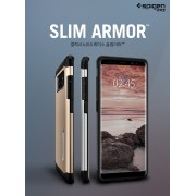 Original Spigen Slim Armor Case for Samsung Galaxy Note 8